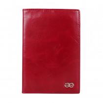 Обложка для паспорта de esse LC14002-YP11 Бордовая