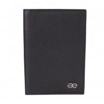 Обкладинка для паспорта de esse LC14011-X51 Чорна