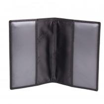Обложка для паспорта de esse LC14011-X51 Черная