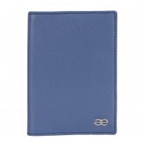 Обкладинка для паспорта de esse LC14011-X55 Синя