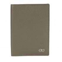 Обкладинка для паспорта de esse LC14011-X61 Зелена