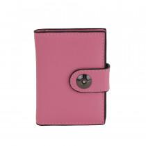 Визитница 8506-pink