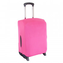 Чохол на валізу 4588-pink