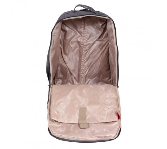 Чемодан-рюкзак de esse BV12908-011-18 Серый