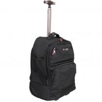 Чемодан-рюкзак de esse BV12908-012-22 Черный