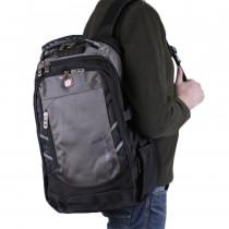 Рюкзак de esse 7682-2 Серый