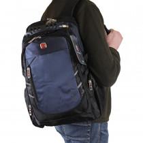Рюкзак de esse 7682-3 Синий