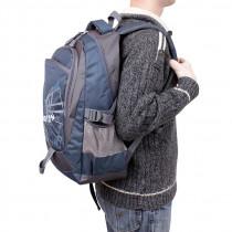 Рюкзак de esse BV05803-2-18 Серо-синий