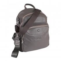 Сумка-рюкзак de esse L20926-0240 Серый