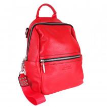 Сумка-рюкзак de esse L20931-0219 Червона