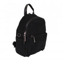 Сумка-рюкзак de esse L53001-1YB Черная