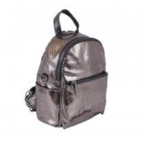 Сумка-рюкзак de esse L53001-8YB Бронзовая