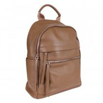 Сумка-рюкзак de esse L86838-1911 Карамельный