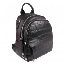 Сумка-рюкзак de esse L86976-01 Черный