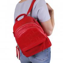 Сумка-рюкзак de esse L86976-807 Красный