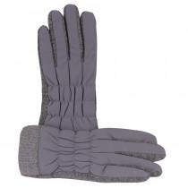 Перчатки женские D107-4 Серые
