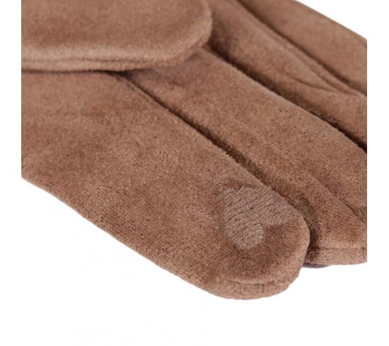 Перчатки женские D1490-5 Бежевые