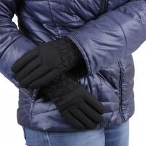 Перчатки женские D182-1 Черные