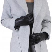 Перчатки женские L050-1T Черные