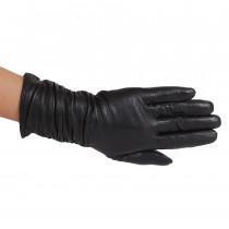 Перчатки женские L0610-1 Черные