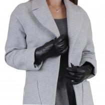 Перчатки женские L137-1T Черные