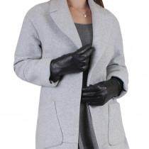 Перчатки женские L142-1T Черные