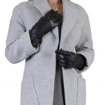Перчатки женские L16091-1T Черные