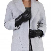 Перчатки женские L16092-1T Черные