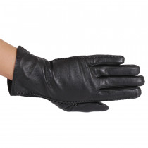 Перчатки женские L224-1 Черные