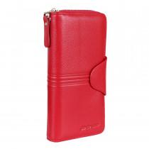 Кошелек de esse LC14621-GD02 Красный