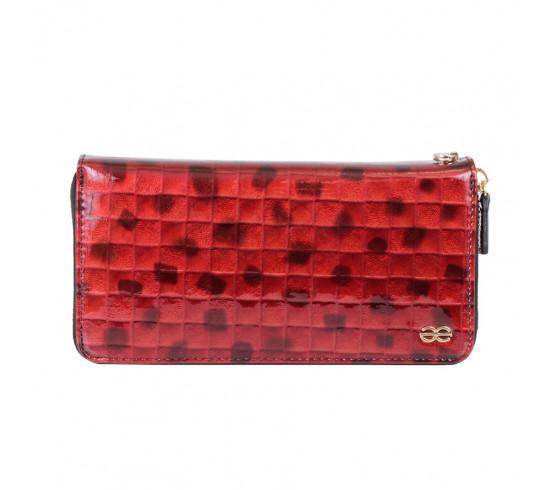 Кошелек de esse LC14865-T702-red Красный