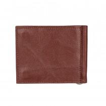 Зажим для купюр 0014M-brown