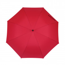 Зонт-трость de esse 1203 полуавтомат Красный