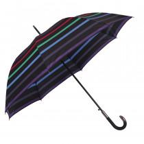 Зонт-трость de esse 1204 полуавтомат Фиолетовый