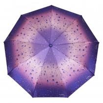 Зонт складной de esse 3142 автомат Фиолетовый