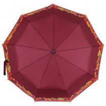 Зонт складной de esse 3145 автомат Листья