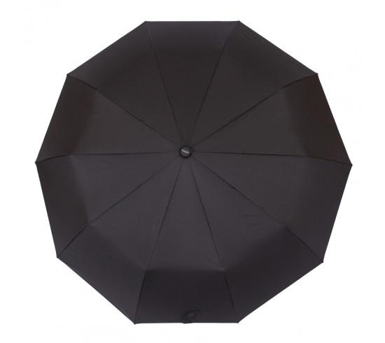 Зонт складной de esse 3210 Полуавтомат Черный