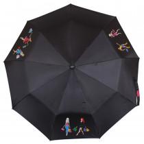 Зонт складной de esse 3217 полуавтомат Девушки