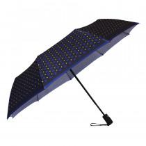 Зонт складной de esse 3220 полуавтомат Синий
