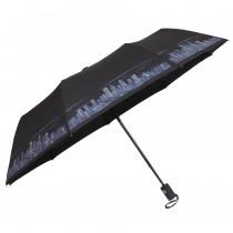Зонт складной de esse 3221 полуавтомат Город