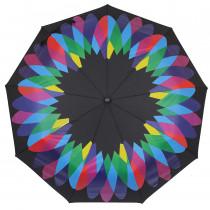 Зонт складной de esse 3221 полуавтомат Калейдоскоп