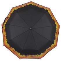 Зонт складной de esse 3221 полуавтомат Осеенний Листопад