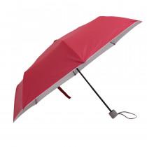 Зонт складной de esse 3305 механический Вишневый