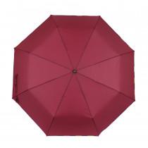 Зонт складной de esse 3306 механический Бордовый