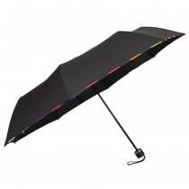 Зонт складной de esse 3306 механический Черный
