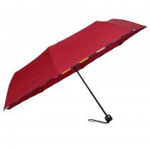 Зонт складной de esse 3306 механический Красный