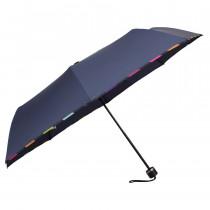 Зонт складной de esse 3306 механический Синий