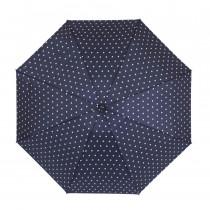 Зонт складной de esse 5302 механический Синий